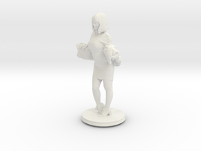 Printle C Femme 323 - 1/24 in White Strong & Flexible