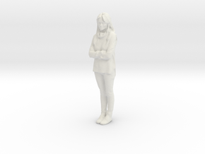 Printle C Femme 339 - 1/24 - wob in White Strong & Flexible