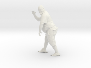 Printle C Homme 414 - 1/24 - wob in White Strong & Flexible