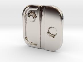 Switch Logo: Version 2 in Platinum
