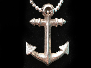 Anchor Classic 2016 in Polished Bronzed Silver Steel