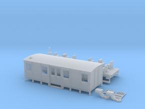 Fakultativwagen RLE 85 (aufgearbeitet), Spur H0 (1 in Smooth Fine Detail Plastic