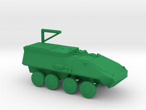 1/144 Scale LAV25-L in Green Strong & Flexible Polished
