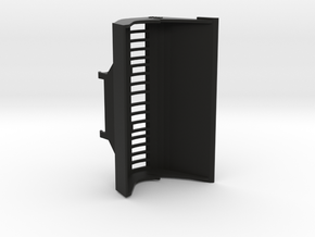 Puinriek Shovel Klein 6.0 55mm Dichte Bodem in Black Natural Versatile Plastic