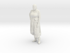 Printle C Femme 017 - 1/35 - wob in White Strong & Flexible