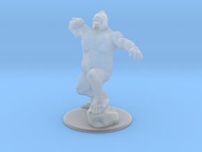 Yeti Miniature in Frosted Ultra Detail: 1:60.96