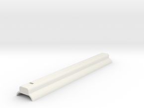 1/10 Scale Workbench Light in White Natural Versatile Plastic