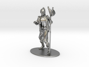 Kender Miniature in Natural Silver: 1:60.96