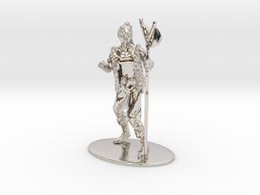 Kender Miniature in Platinum: 1:60.96