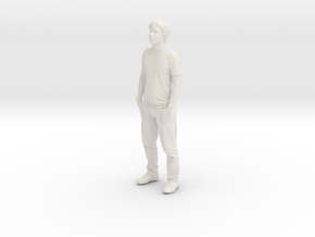 Printle C Homme 023 - 1/72 - wob in White Strong & Flexible