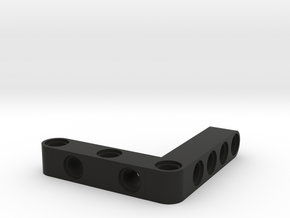 Angle Lift Beam in Black Natural Versatile Plastic