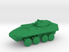 1/200 Scale LAV25 in Green Strong & Flexible Polished
