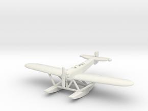 Heinkel HE 5  (S5A) in White Natural Versatile Plastic: 6mm