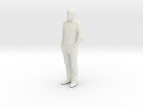 Printle C Homme 225 - 1/72 - wob in White Strong & Flexible