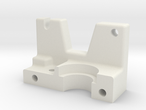 DBot Bracket for the Zesty Nimble in White Natural Versatile Plastic