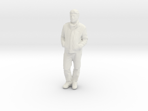 Printle C Homme 307 - 1/72 - wob in White Strong & Flexible