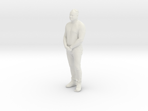 Printle C Homme 316 - 1/72 - wob in White Strong & Flexible