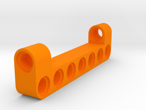 7 Beam Dobble Angle in Orange Strong & Flexible Polished