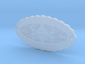 Khaleesi Belt C in Smooth Fine Detail Plastic