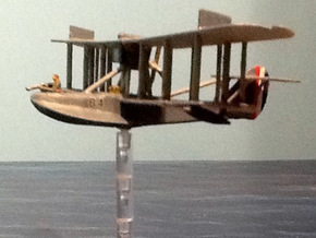 Curtiss HS-1L in White Strong & Flexible: 1:144
