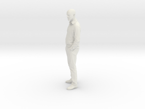 Printle C Homme 013 - 1/64 - wob in White Strong & Flexible