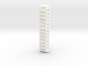 Danyo in White Processed Versatile Plastic