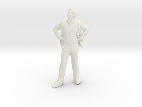 Printle C Homme 017 - 1/64 - wob in White Strong & Flexible