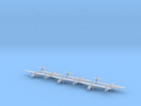 1/350 Fairey Barracuda MkII Wheels Down in Smooth Fine Detail Plastic