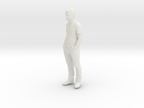Printle C Homme 100 - 1/64 - wob in White Strong & Flexible
