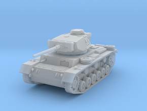 PV164C Pzkw IIIL Medium Tank (1/87) in Smooth Fine Detail Plastic