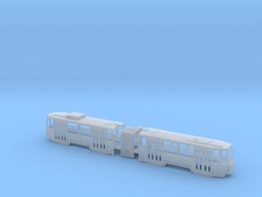 Tatra KT4D N [body] in Smooth Fine Detail Plastic