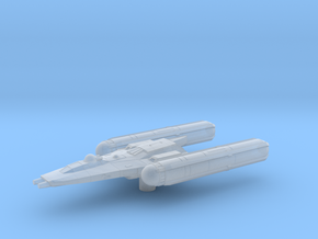 Y Wing Clone Wars era 1/270 in Smooth Fine Detail Plastic