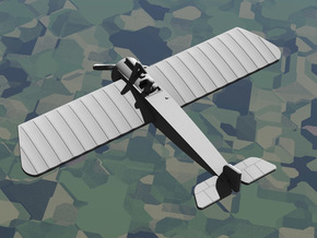 Pfalz E.I in White Natural Versatile Plastic: 1:144