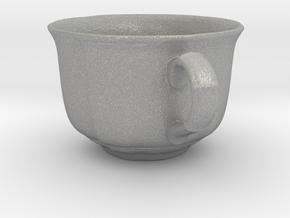 Tea Mug in Aluminum: Small