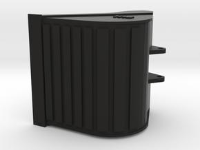Dieplepel Versie 4 30 Ton in Black Natural Versatile Plastic