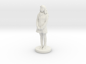 Printle C Femme 010 - 1/35 in White Strong & Flexible