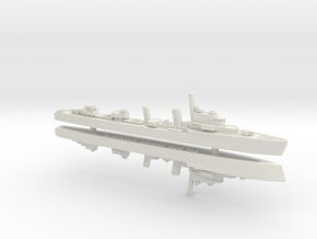 HNLMS Isaac Sweers 1/1250 in White Strong & Flexible