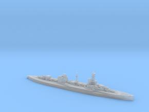 HMS Agincourt 1/1250 in Smooth Fine Detail Plastic