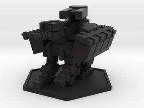 Colour Imperial Rhino IFV Walker (Hex) in Black Natural Versatile Plastic