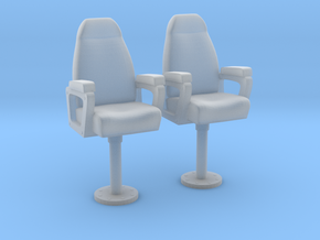 1/48 USN Capt Chair SET in Smooth Fine Detail Plastic