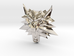 Ornament Witcher2 in Platinum
