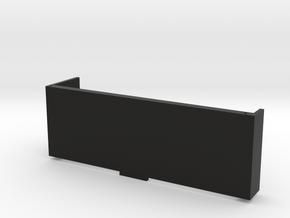 CMAX+D90 RAFFEE RIGHT Battery Tray in Black Natural Versatile Plastic