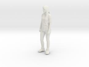 Printle C Femme 045 - 1/32 - wob in White Natural Versatile Plastic