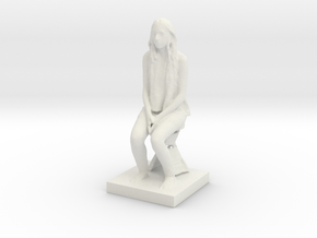 Printle C Femme 054 - 1/35 in White Natural Versatile Plastic