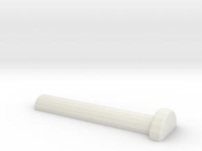 Missing strip rear right D90 Gelande 1:18 in White Strong & Flexible