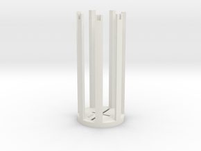 ANH Grip Guide (Version B) in White Natural Versatile Plastic