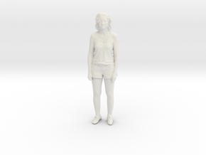 Printle C Femme 080 - 1/32 - wob in White Strong & Flexible