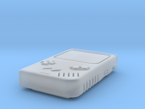 Mini Gameboy: SD 1/3 scale in Smooth Fine Detail Plastic