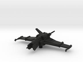 ARC wing (V4.0) in Black Natural Versatile Plastic