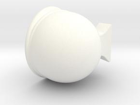 L055-A02V in White Processed Versatile Plastic